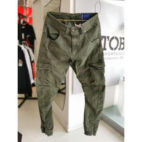 Pantalone cargo Displaj EVOLUTION molla