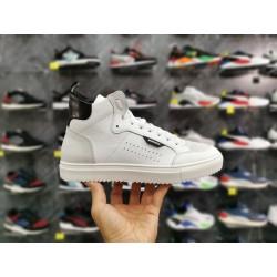 Sneaker Antony Morato In Pelle alta Bianca MMFW01348-LE300001-1000 Damme