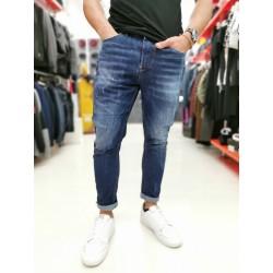 Jeans Displaj VERTIGO Ergonomico con micro rotture
