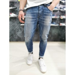 Jeans Display KRON con strappi