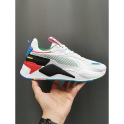 SCARPA PUMA RS X TOYS WHITE-BLACK 369449_015