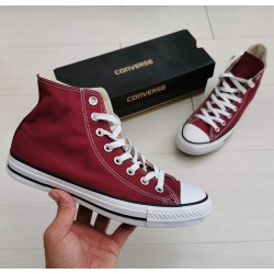 SCARPA Converse ALL STAR HI BORDEAUX