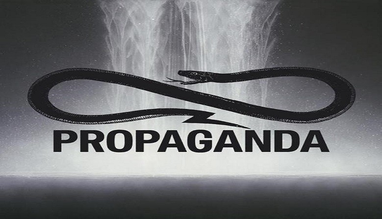 Propaganda cloth